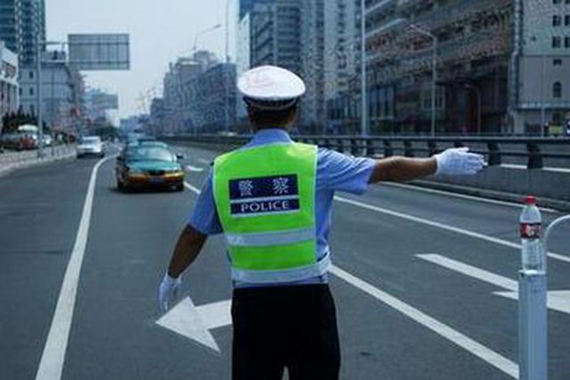 下周日甬马开跑 交警发布交通管制信息