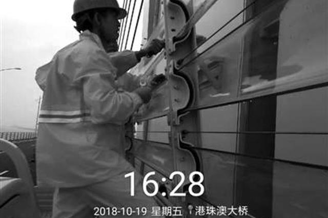 港珠澳大桥明日通车 日常养护由宁波团队负责