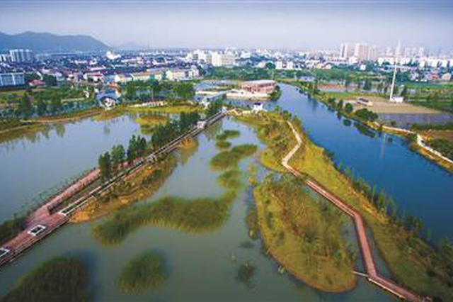 宁波各地系统建设管理河道掠影:让四明大地河清水碧