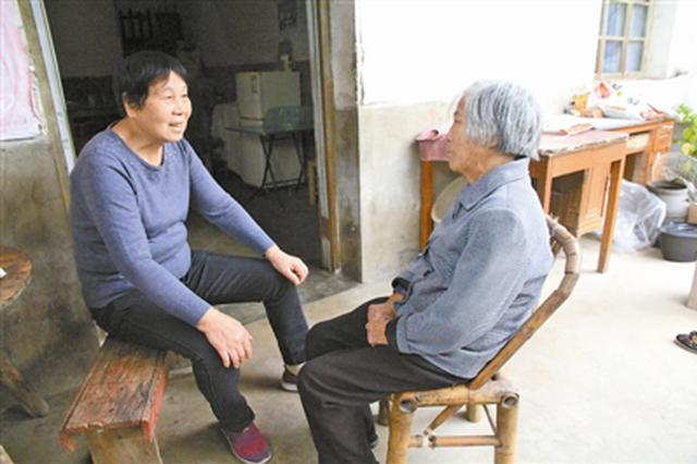 已经坚持10年 银龄互助让宁波老人找到了贴心人