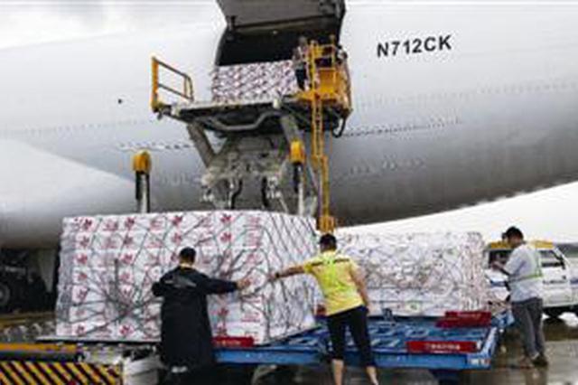 宁波机场备战双十一 货运航线网络覆盖面进一步扩大