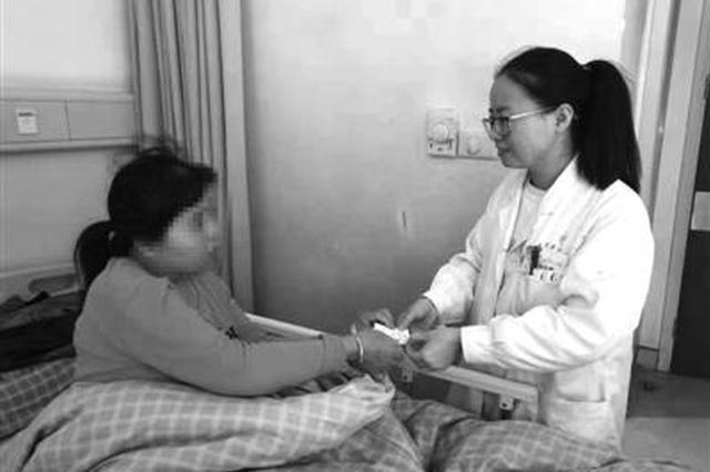 女子罹患重病遇见宁波好心大夫 自发捐款帮垫住院费