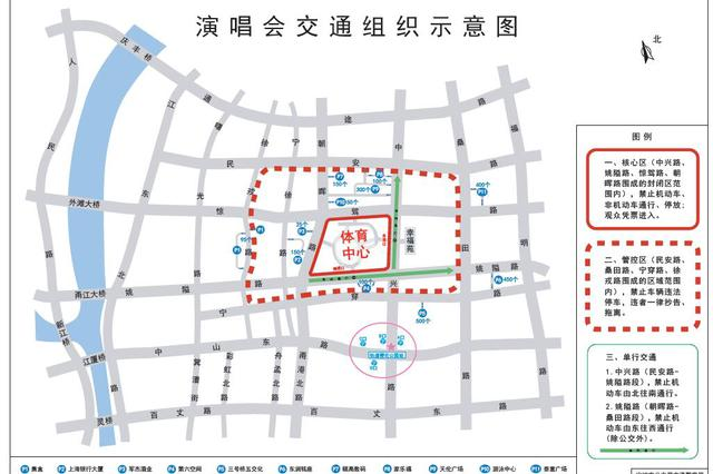 张学友宁波站演唱会期间部分道路不能走