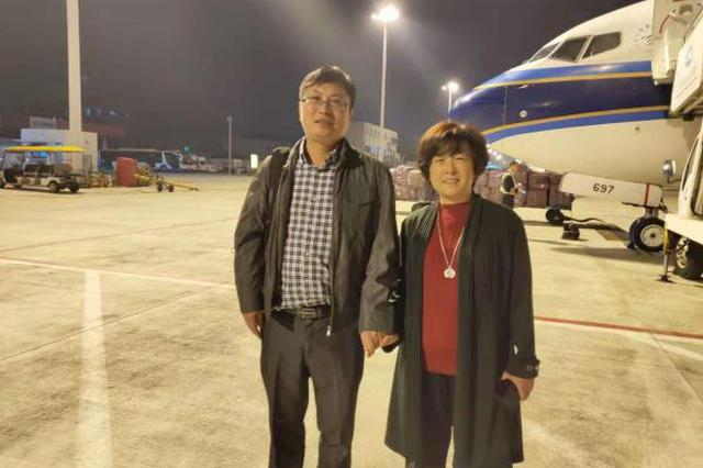 万米高空上乘客突发胸闷气促 同航班的宁波医生出手了