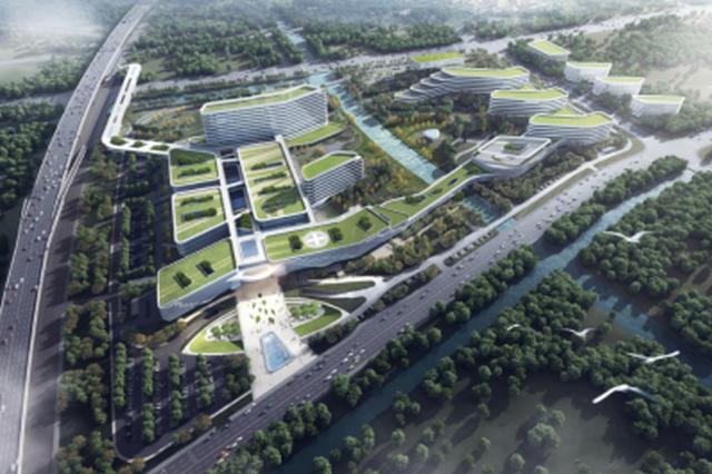增加上千张床位 奉化区未来将有一个大型医院