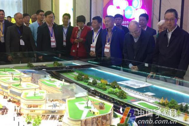 两大机构入驻 江北姚江里成宁波帮回乡发展新家园