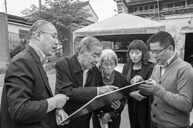 宁波帮发展大会之际 85岁石钟慈院士回乡探访3所母校
