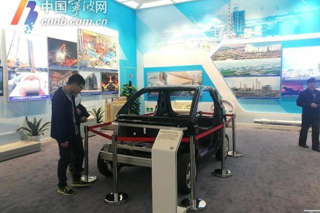 宁波材料所创新成果入选庆祝改革开放40周年展览