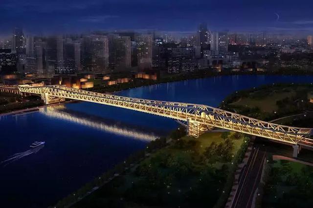 三官堂大桥建设取得重大进展 边跨大节段顺利完成安装