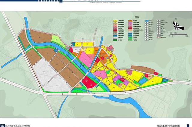 取消水库建设设置大理出入口 象山泗洲头镇规划大变