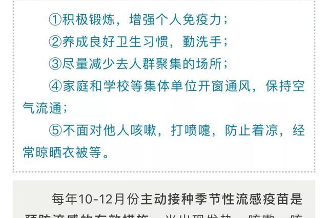 注意呼吸道传染 宁波市疾控中心发布12月防病提示