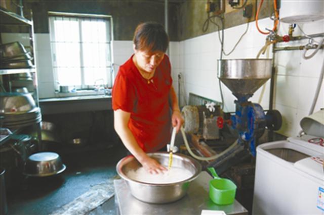 象山港畔鄞州瞻岐米馒头 喜事上作为风俗美食呈现