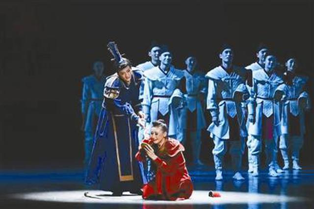 宁波市歌舞剧院打造原创舞剧《花木兰》角逐荷花奖