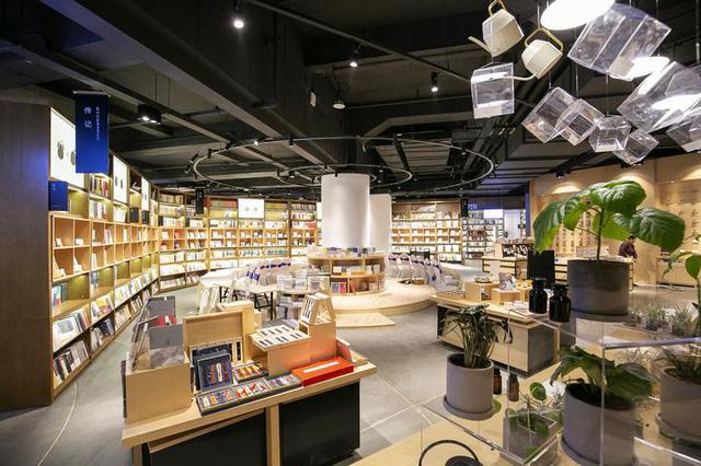 文艺青年打卡有了新地标 梨枣书店亮相宁波文化广场