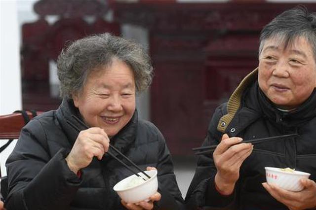 浙江宁波惠民食堂升级 助力舌尖上的养老
