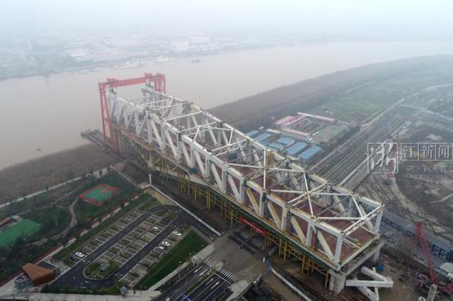 宁波人关注的三官堂大桥有新进展