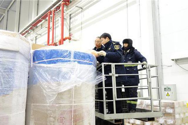 2018宁波海关检验检疫进口肉类逾七万吨 货值1.8亿美元