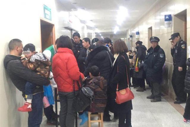 宁波进入冬季儿童疾病高发期 部分儿科门诊时间延长