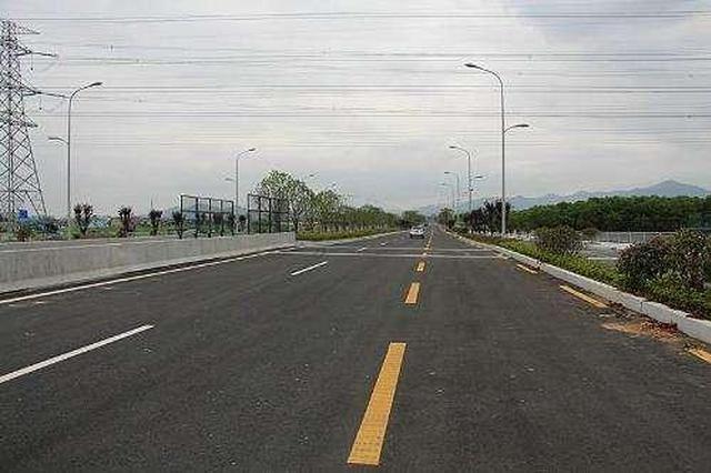 鄞州第三条东西大动脉通车了 据说桥下风景大有看头