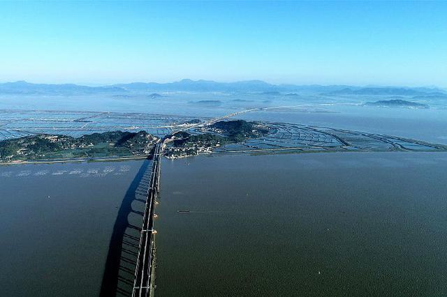 海景高速来了 浙江沿海高速公路象山至乐清段正式通车