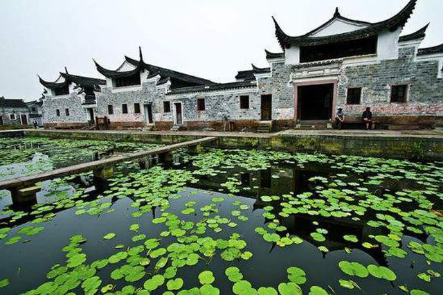 鄞州姜山镇走马塘村成为国家级美丽宜居示范村
