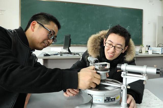浙江唯一 宁波一帅小伙入选国际物理奥赛国家队