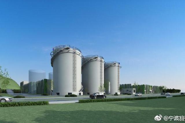 宁波厨余垃圾处理厂初步完工 预计春节前投产