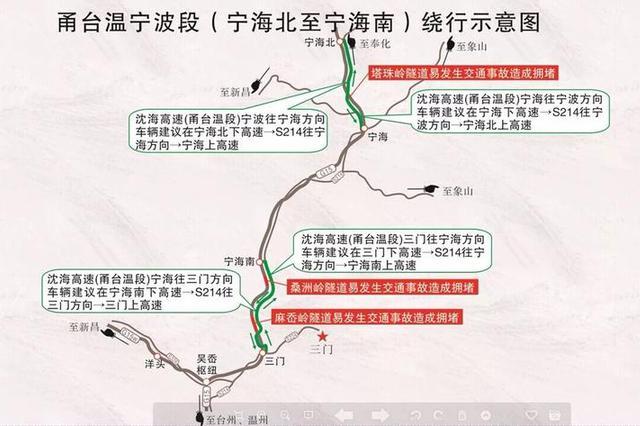 宁波交警部门发布了春运交通出行攻略 提前补课