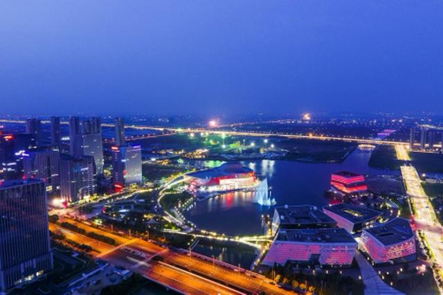 宁波坎墩:聚焦全域小城镇治理 共建人文品质之城