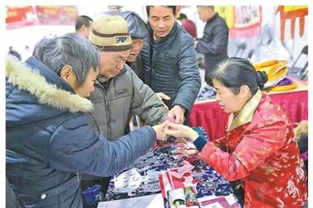 30周岁的宁波年货展更精彩更安全 设置了对口帮扶展区