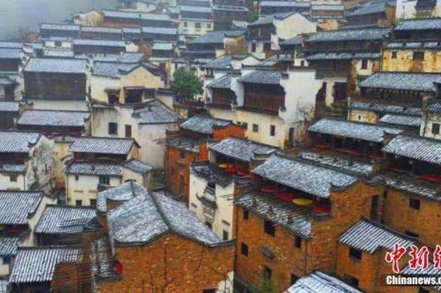 第七批中国历史文化名镇名村出炉 海曙章水镇李家坑村上榜