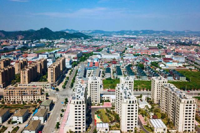 宁波马渚:塑风貌承文脉 小城镇整治显古镇气质