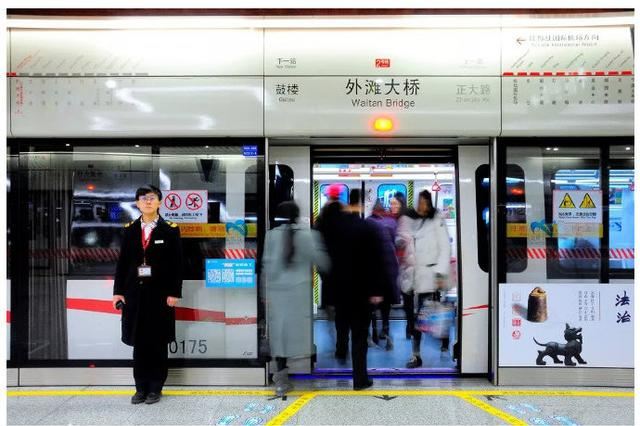 宁波地铁每晚将加开4趟惠民专列 连续第三年服务春运