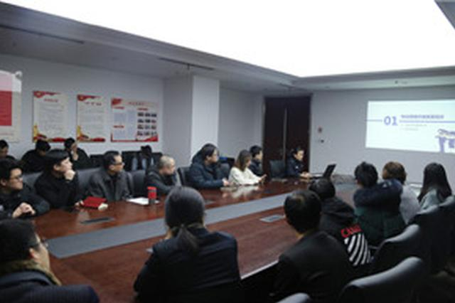 宁波公安鄞州分局与企业开展通讯网络诈骗宣讲活动