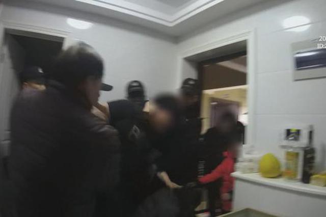 杭州1对夫妻因小三大打出手 民警上前劝阻也被打