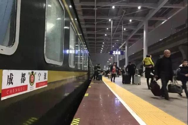 铁路宁波站今明迎来旅客到达量最高峰
