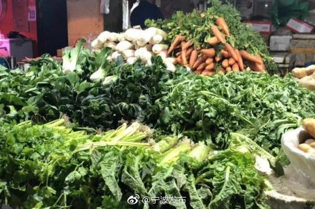 阴雨霸屏 宁波地产青瓜草莓番茄减产将延迟上市