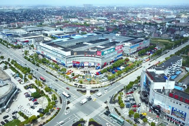 宁波慈溪小城镇整治打造逍林新城区 提升基础设施