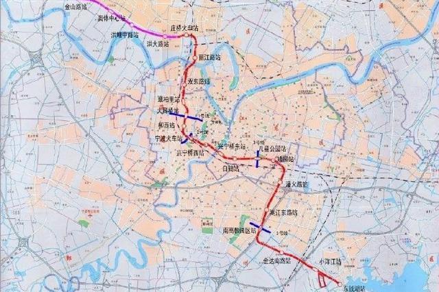 宁波轨道交通又有新进展 4号线江北段实现洞通