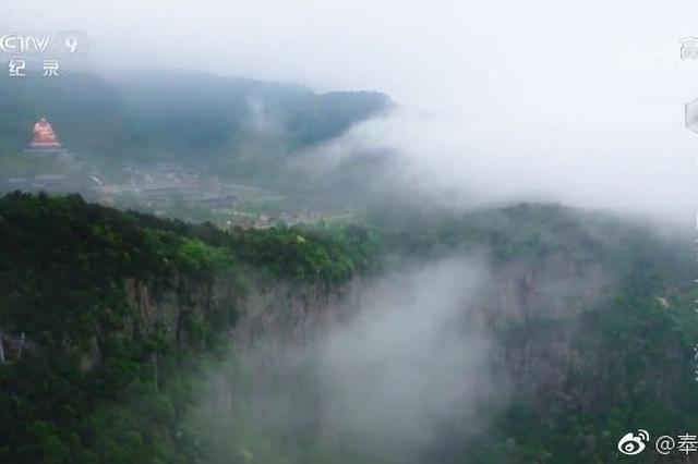 《航拍中国》第二季 奉化弥勒大佛景区再现央视