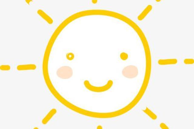 宁波将告别连日阴雨 流浪的太阳将正式回归