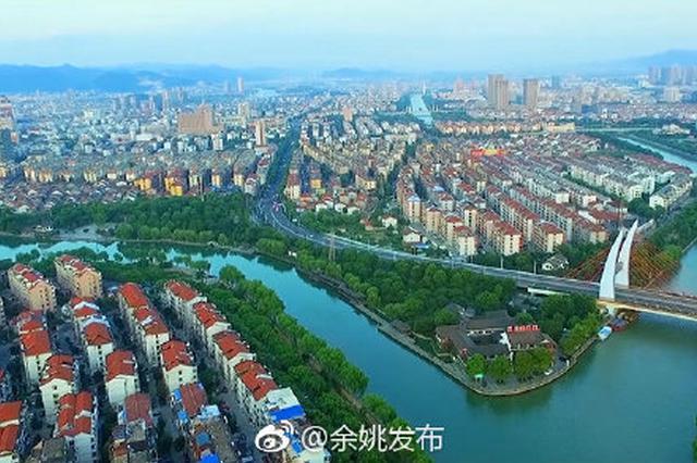 余姚位居中国创新百强县榜单第六位