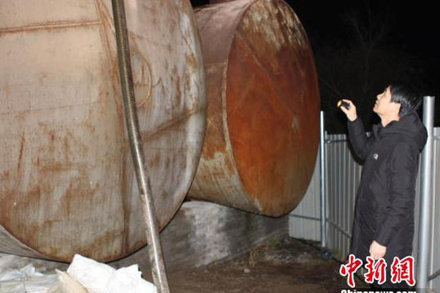 宁波海关破获一起走私成品油大案 案值达1.35亿元