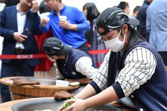 浙江余姚:第十四届神奇大岚茶文化旅游节启幕