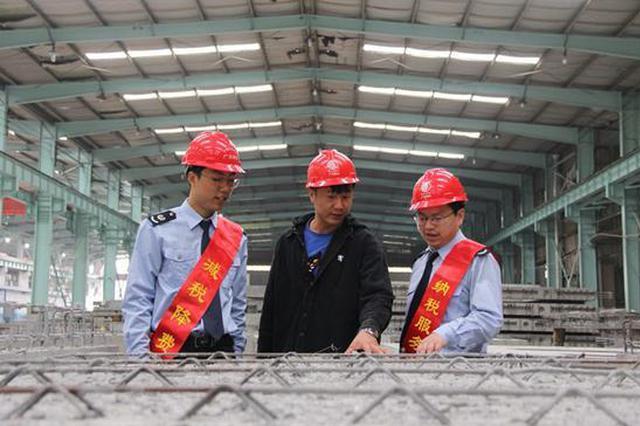 宁波江北税务党员急先锋:吹响减税降费冲锋号