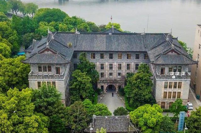 宁波一幢医院大楼今年89岁 冯玉祥黎元洪都曾为其捐过款