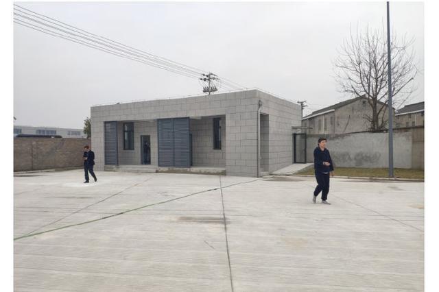为方便古林镇王家新村居民的出行 宁波开通微61路