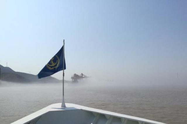 受浓雾影响 昨日宁波水上客运大范围暂停运营