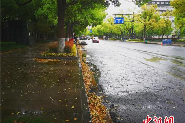 浙江多地发布暴雨雷电预警 宁波未?#24904;?#26085;迎高温阴雨天气