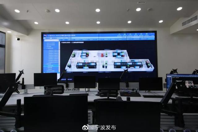 甬机场信息中心大楼完工试运行 机场建设取得新进展